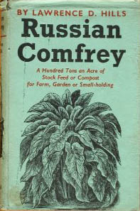 how to kill russian comfrey